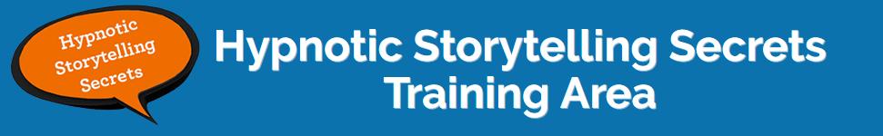 Hypnotic Story Telling Secrets